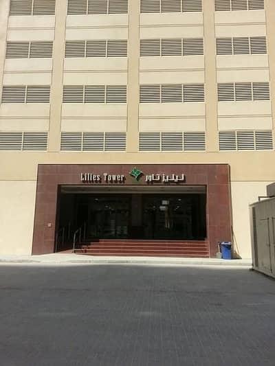 شقة 1 غرفة نوم للبيع في مدينة الإمارات، عجمان - شقة في برج الزنبق مدينة الإمارات 1 غرف 190000 درهم - 4624828