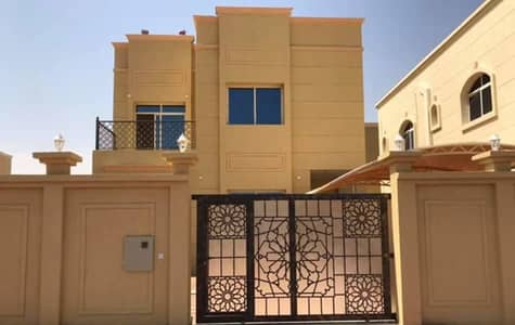 Freehold snapshot villa for sale in Ajman only 20 minutes to Dubai modern design close to services and Sheikh Mohammed bin Zayed Street