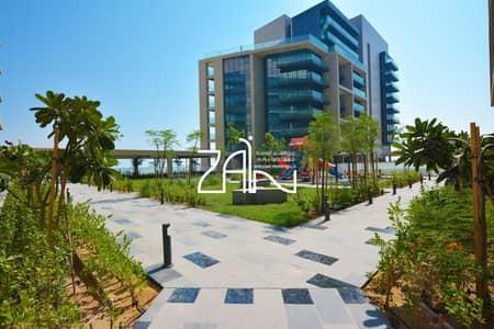 استوديو  للبيع في جزيرة السعديات، أبوظبي - Garden View Studio Apt Great Facilities