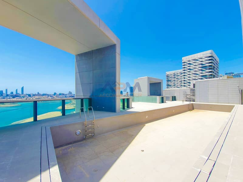 18 Brand New ! Sea View 2BHK Apartment With Maid.