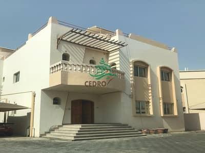 فیلا 4 غرف نوم للايجار في بين الجسرين، أبوظبي - Beautiful Compound Living in Very peaceful and all green location