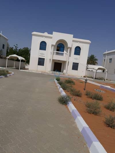 فیلا 5 غرف نوم للايجار في الخبیصي، العین - Villa for rent in AL khabisi