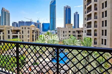 شقة 2 غرفة نوم للايجار في المدينة القديمة، دبي - 2 Bed | Community Views | Reehan 8 |  Value Deal