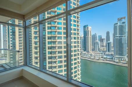 2 Bedroom Apartment for Rent in Dubai Marina, Dubai - Large layout 2 Beds | Marina View | Vacant soon