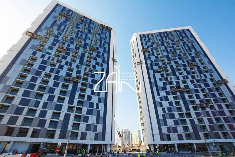 Great Deal Modern 3+M Apt with Balcony Reem Island View