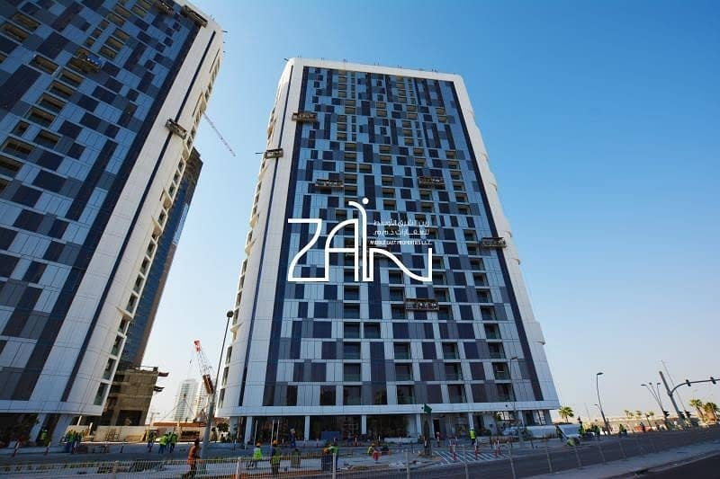 2 Great Deal Modern 3+M Apt with Balcony Reem Island View