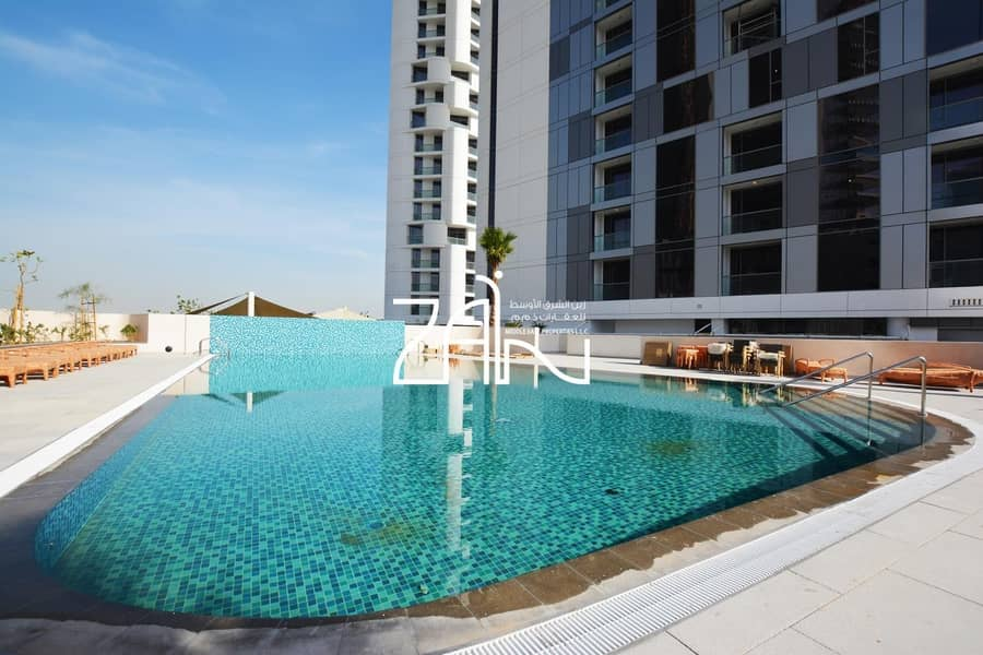10 Great Deal Modern 3+M Apt with Balcony Reem Island View