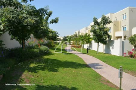 3 Bedroom Villa for Rent in Al Reef, Abu Dhabi - Hot Deal Single Row 3+1 Villa in Great Location For Rent