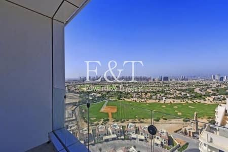 Studio for Sale in Dubai Sports City, Dubai - Views|Vacant on Transfer|12%Rental Yield Currently