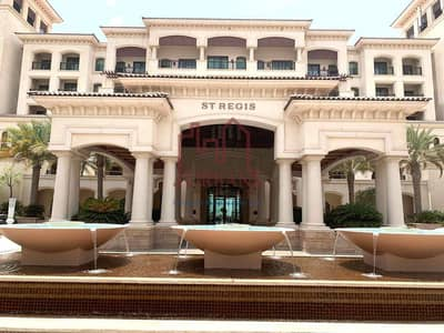 3 Bedroom Flat for Rent in Saadiyat Island, Abu Dhabi - Unique and luxurious lifestyle 3BR+M in St. Regis