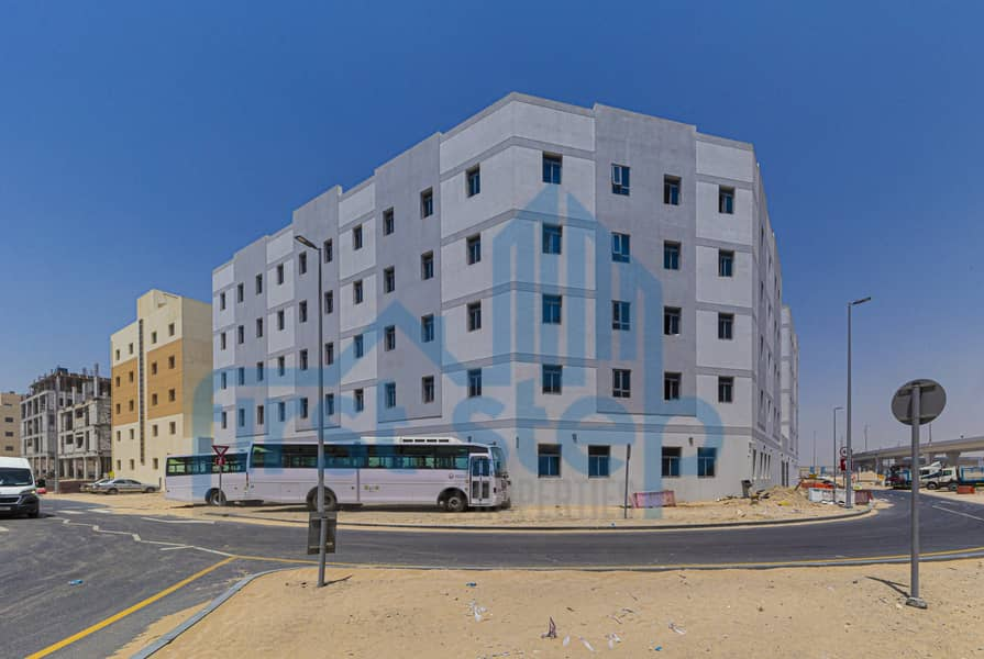 GREAT OFFER! STAFF ACCOMMODATION FOR RENT IN JEBEL ALI @ 315 PER PERSON/MONTHLY