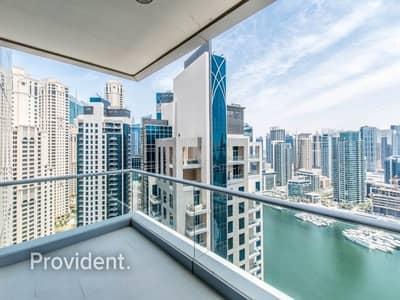 فلیٹ 3 غرف نوم للبيع في دبي مارينا، دبي - Stunning Marina View | Finance Available