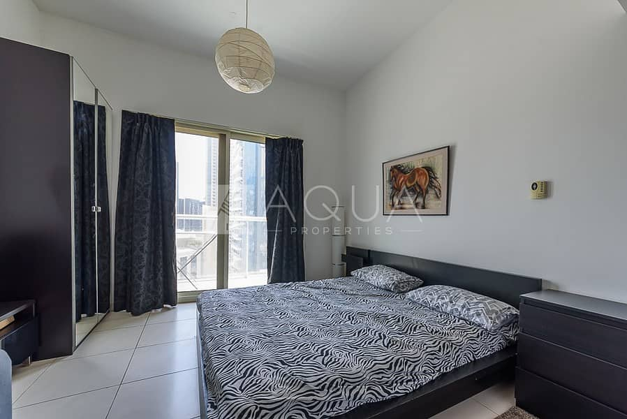 Furnished Studio in Marina View Tower A