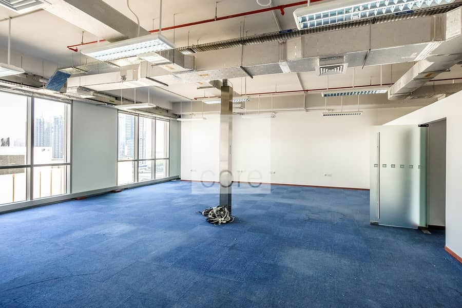 Shell and core office for sale | Marina Plaza