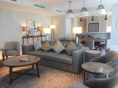 بنتهاوس 4 غرف نوم للايجار في وسط مدينة دبي، دبي - LUXURY 4BR+MAIDS SKY COLLECTION UNIT IN VIDA RESIDENCE DOWNT