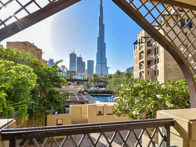 شقة 1 غرفة نوم للايجار في المدينة القديمة، دبي - Great Price | Large 1 Bed | No Construction