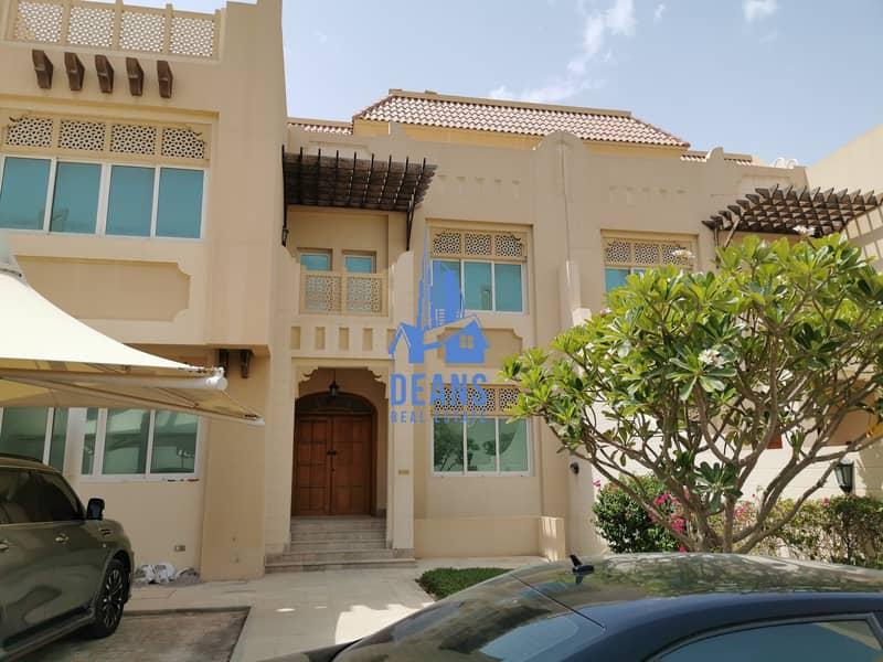 Excellent 6BR Villa in Khalifa City A