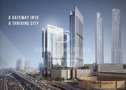 شقة 2 غرفة نوم للبيع في وسط مدينة دبي، دبي - Investor Deal | Genuine Resale | 01 Series