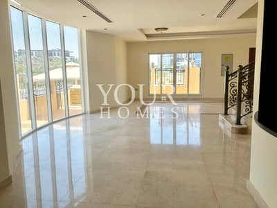 4 Bedroom Townhouse for Sale in Jumeirah Village Circle (JVC), Dubai - WA | 3 Bed + 3 Livings | Middle Unit | Investor's Deal