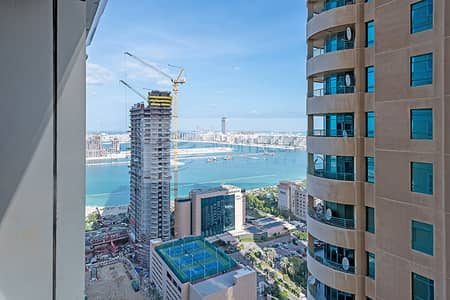 1 Bedroom Apartment for Rent in Dubai Marina, Dubai - One Bedroom | Fully Equipped Kitchen | Vacant Now