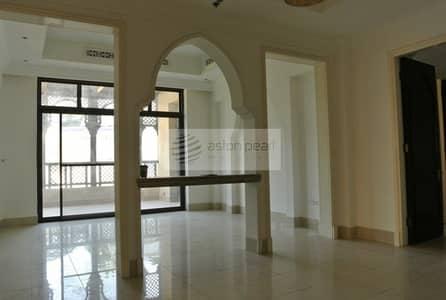 فلیٹ 2 غرفة نوم للايجار في المدينة القديمة، دبي - Fountain View | 2 Master Bedrooms | Old Town