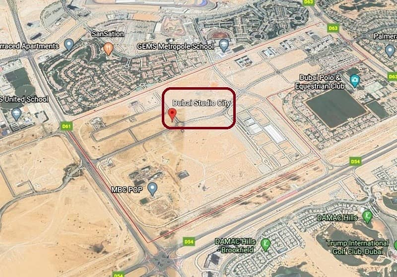 2 G+3  Plot for Sale Located in a Global Business Community - DSC
