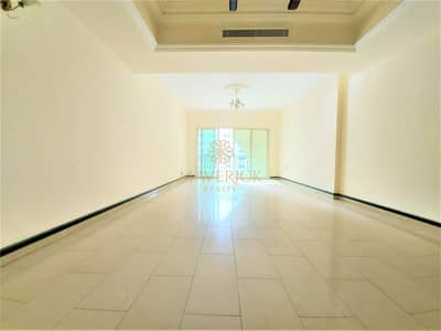 3 Bedroom Apartment for Rent in Al Taawun, Sharjah - Lavish 3BHK+Balcony+Wardrobes | Free Pool | 6 Cheques