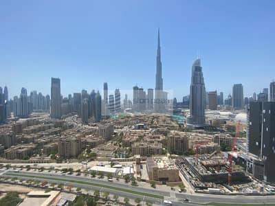 2 Bedroom Apartment for Rent in Downtown Dubai, Dubai - UPGRADED. Fully furnished 2BR on High Floor