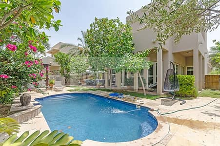 3 Bedroom Villa for Rent in Arabian Ranches, Dubai - Upgraded|Close to Jess|Private Pool|Type 7|Vacant