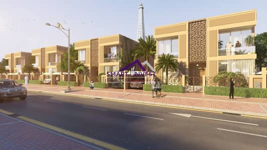 Own your 5 BR Villa with 0% Down Payment 100% financing for Emiratis