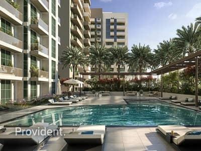 Studio for Sale in Al Furjan, Dubai - Serviced Apartment | Stunning City Views
