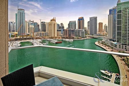 Two Bed | Full Marina View | High Floor