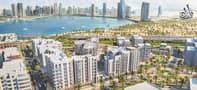 9 Own a 1BHK Apartment in the center of Sharjah with sea view!