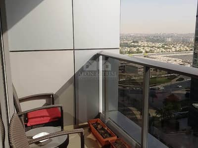 1 Bedroom Flat for Rent in Jumeirah Lake Towers (JLT), Dubai - Exclusive 1 Bed I Furnished I SZR and Marina View