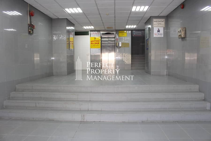 2  Very spacious  Office for rent in Old Ras Al Khaimah near Pearl Round About