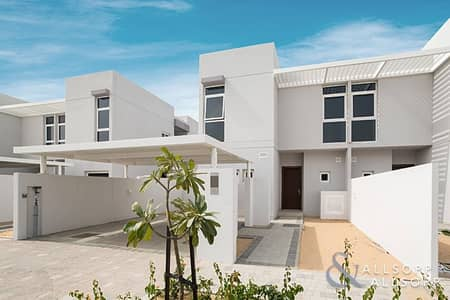 3 Bedroom Villa for Sale in Mudon, Dubai - Single Row   A Type   Backing Pool   3 Bed