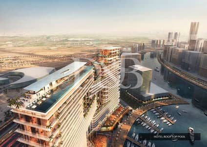 4 Bedroom Apartment for Sale in Business Bay, Dubai - Enjoy Luxury Living | Burj Khalifa and Canal View