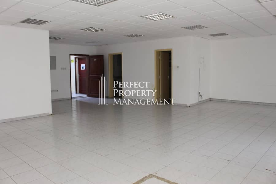 2 Very good location for your business. 1300 Sqft Office space for rent in Old Ras Al Khaimah