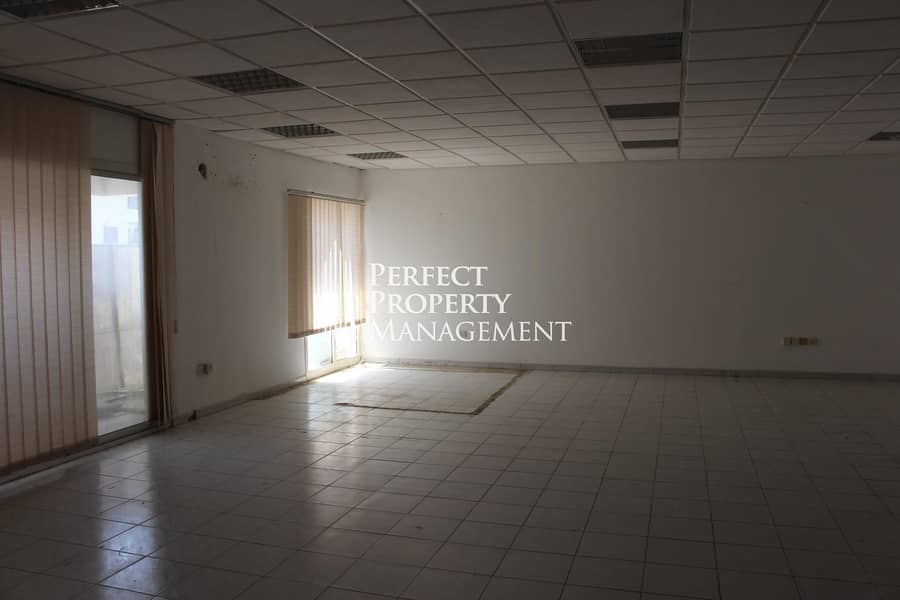 11 Very good location for your business. 1300 Sqft Office space for rent in Old Ras Al Khaimah