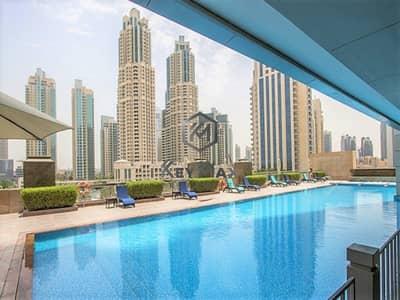 استوديو  للايجار في وسط مدينة دبي، دبي - Cosy & Cost - Effective Fully Furnished Studio Apartment For Rent At 8 Boule