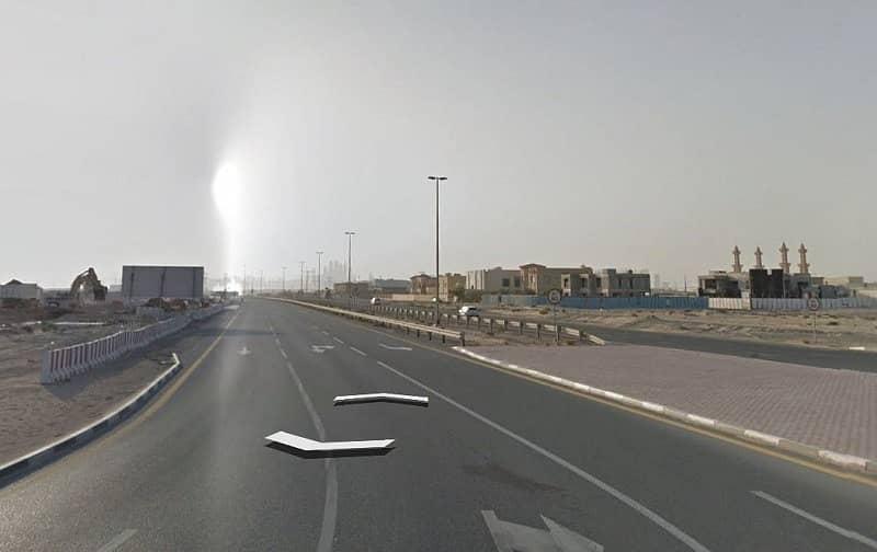 G+6 Plot for Sale in Al Barsha South 3