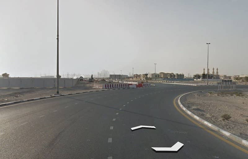 2 G+6 Plot for Sale in Al Barsha South 3