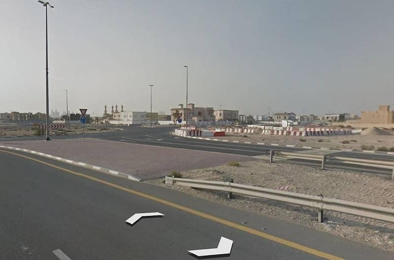 10 G+6 Plot for Sale in Al Barsha South 3