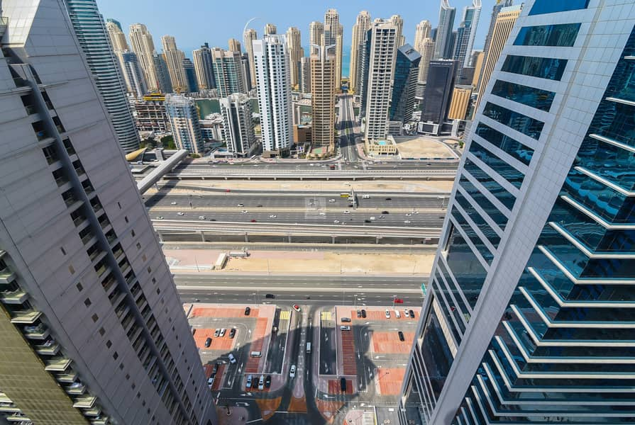 11 Huge 1 Bed in Al Shera Tower Next to Metro.