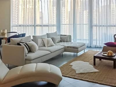 شقة 3 غرف نوم للبيع في دبي مارينا، دبي - Full marina | 3 Bedroom | Well Maintained
