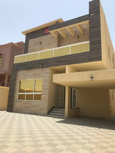 5 Bedroom Villa for Rent in Al Rawda, Ajman - Villas for rent for citizens and expatriates at an affordable price