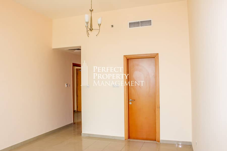 2 Elegant 1 BHK Apartment for rent in mighty Julphar Towers