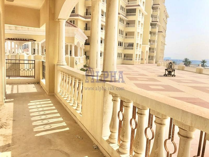 Hot Offer! 2 BR Furnished | Lovely Sea View!