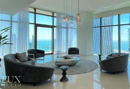 4 Bedroom Penthouse for Sale in Dubai Marina, Dubai - Luxury Living | Panoramic Views | Brand New