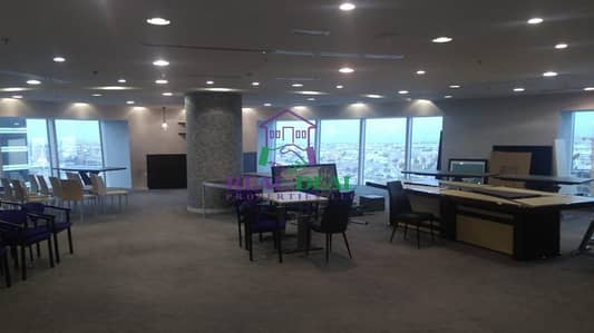 Floor for Rent in Sheikh Zayed Road, Dubai - Parking Side Shop Vacant & Available For Rent